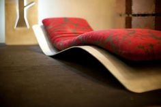 Chaise Longue made in 100% Alu. Limited edition 100 pcs, by DORODESIGN for his own brand DOROLIFESTYLE.