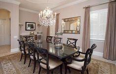 dining room ideas- simple