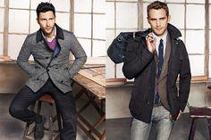 H.E. By Mango Autumn/Winter 2012 Men's Lookbook | FashionBeans.com
