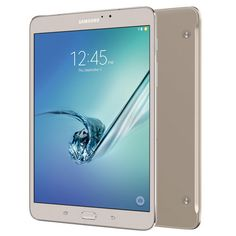 Samsung Galaxy Tab S2 Wi-Fi Tablet | Octa Core | Lollipop | Gold | Includes Book Cover