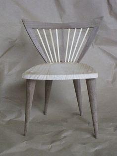 "Richard W Townsend - Furniture Design & Restoration: ""New Windsor"" Chair: modern treatment of a classic design"
