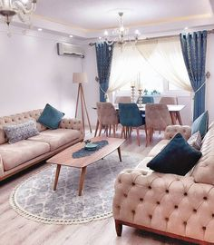 ✔ Diy Home Decor Living Room Color Schemes Unique Furniture, Sofa Furniture, Furniture Design, Luxury Home Accessories, Mawa Design, Decorating Blogs, Room Colors, Decor Interior Design, Living Room Decor