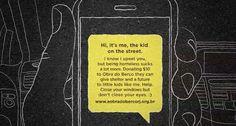 The SOS SMS -  http://urbanmarketingblog.epimeros.org/?p=215