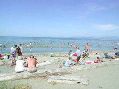 Parksville Beach can't get enough of this place I call paradise