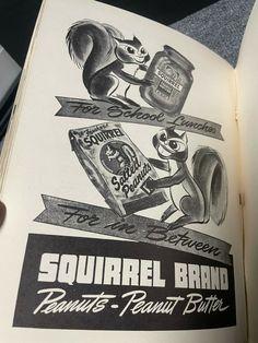 Peanut Butter Brands, The Old Days, Squirrels, Tins, Satan, Vintage, Chipmunks, Tin Cans, Vintage Comics