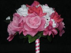 Forever Flower Bouquets by Nicolestar1 on Etsy, $12.00