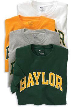 Baylor Short Sleeve T-Shirt - Large