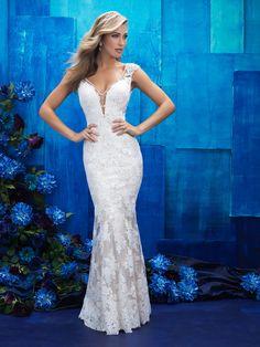 Allure Bridals style 9409 #BridalDebut #WeddingPlanning #AllureBridal #BridalGown #WeddingGown