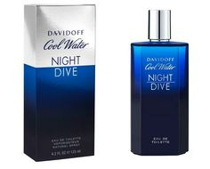Cool Water Night Dive by Davidoff Eau de Toilette for [Men] Dove Men, Night Driving, Perfume Samples, Best Fragrances, Men's Grooming, Luxury Beauty, Smell Good, Vodka Bottle, Perfume Bottles