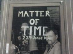 Matter of Time ~ 229 Jones Avenue  Suite 17  Toronto, ON M4M 3A5