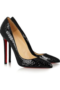 Christian Louboutin Pigalle AW12 _ if only they were comfortable...