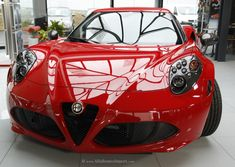 Social NetWall - My first Alfa Romeo 4C - Best car I ever owned