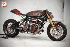 No Regrets by Roland Sands