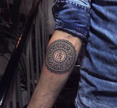 Forearm Tattoos for Men - 93