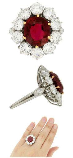 Inventive Groß 2 Karat Rundem Und Baguette Diamant Statement Silberring Größe 8 Echtes To Produce An Effect Toward Clear Vision Fine Rings