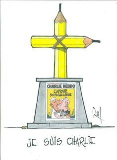 Tomb? Carlie Hebdo