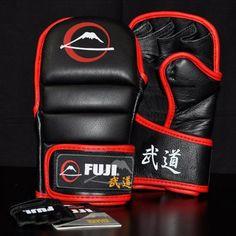 MMA Training Gloves by Fuji - https://www.martialartsupply.com/product/mma-training-gloves-fuji/