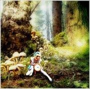 Alice N Wonderland  Model: Rainey Beaumier