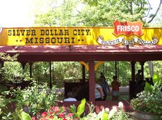 Silver Dollar City/// some places are dreams but this one is a place we can go to