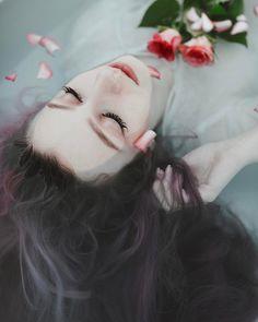 Fine Art Portrait Photography by Jovana Rikalo #inspiration #photography