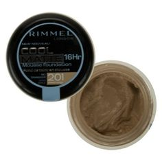 Rimmel Cool Matte 16Hr Mousse Foundation - 201 Classic Beige ** This is an Amazon Affiliate link. Check out the image by visiting the link.