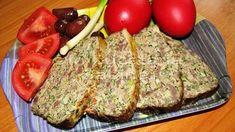 Salată cu ton şi ouă fierte - Retete culinare - Romanesti si din Bucataria internationala Kurtos Kalacs, Seitan, Food Categories, Tzatziki, Meatloaf, Nutella, Bacon, Recipes, Unt
