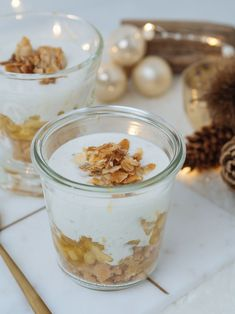 Tiramisu Dessert, Marzipan, Holidays And Events, Panna Cotta, Oatmeal, Xmas, Pudding, Snacks, 50 Euro