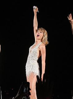 All the celebs Taylor has brought on stage for her 1989 world tour