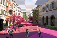 #udine #viamercatovecchio #tiepolo #anniversario #temporaryspaces