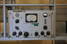 """The state of the art short wave receiver from """"Siemens"""". The dream of each amateur radio operator at this time."""