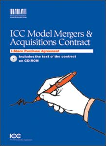 ICC model mergers & acquisitions contract