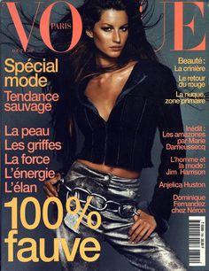Vogue Paris août 1999: http://www.vogue.fr/mode/cover-girls/diaporama/gisele-buendchen-en-6-couvertures-de-vogue-paris/8316/image/530710#vogue-paris-aout-1999
