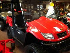 New 2015 Kymco UXV 500i G ATVs For Sale in New Jersey. 2015 KYMCO UXV 500i G, SAVE OVER $3500 ON THIS NEW SIDE X SIDE WITH A 5K WATT GENERATOR,/ TURF MODE, 4 WHEEL DIFF LOCK, AUTO WITH 2-SPEED SUB TRANS AND IRS. COMES WITH SHIELD AND SOFT TOP. TAKE A EXTRA $250.00 OFF FOR UNIFORMED SERVICES. 1.9% FINANCING. GOOD THROUGH DECEMBER 2016. 2015 Kymco UXV 500i G The totally innovative, one of a kind - KYMCO UXV 500i G combines all the features and benefits of our go-anywhere, recreational UXV…