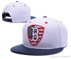 08aee744bb1 2016 newest Boston Red Sox Snap Back Hats Team Snapbacks Sox Snap Backs Adjustable  Caps Baseball Snapback Summer Flat Caps Dark Blue Hats