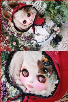 *Prettam*カスタムブライス**Sweet Lolita×L.Red Riding Hood** - ヤフオク!