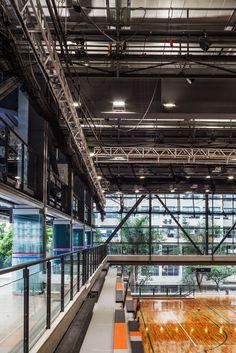 Galeria de Ginásio de Esportes do Colégio São Luís / Urdi Arquitetura - 19