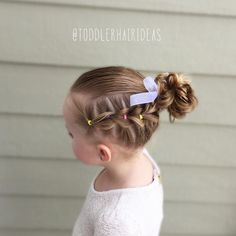 See this Instagram photo by @toddlerhairideas • 433 likes