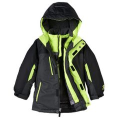 "2536763_Slate%3Fwid%3D800%26hei%3D800%26op_sharpen%3D1 Best Deal ""Toddler Boy Rothschild FleeceLined Colorblock Jacket with Fleece Mittens"