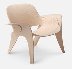 Rose Chair Fåtölj från Massproductions