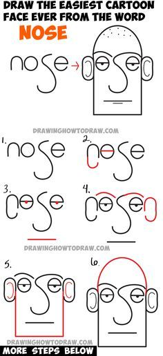 how-to-draw-cartoon-face-from-word-nose01.jpg (1200×2627)