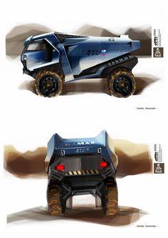 Vasiliy - «KAMAZ Truck for Dakar Race in year 2022» - Портфолио дизайнеров - Портфолио дизайнеров - Cardesign.ru 4x4, Future Transportation, Off Road Camper, Cartoon Crossovers, Truck Design, Self Driving, Love Car, Mobile Design, Motor Car