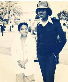 Michael and Janet. Circa 1978