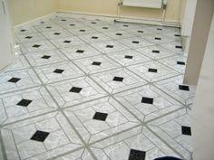 Black And White Tiles On Pinterest Tile Floors And