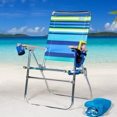 Tommy Bahama High Boy Beach Chair Bjs Butterfly Covers Gold 19 Best Large Chairs Images Deck Big Rio Aquatic Blue Stripe Hi