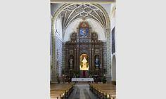 Posible interior iglesia Yegen
