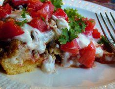 Cornbread Taco Pizza Recipe - Food.com