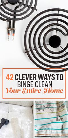 Learn more about cleaning your whole home, or how to detail clean your car…