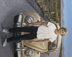 (Painted from B photo) For painted portraits call McClellan Douglas at  (803) 381-4256