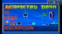 Geometry Dash PARA ANDROID APK+DATOS SD FULL