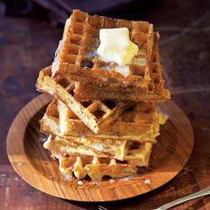 Marion Cunningham's Yeast-Raised Waffles Recipe | SAVEUR